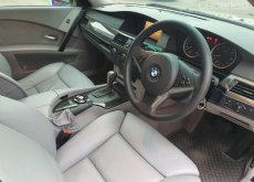 2007 BMW 525i SE รถเก๋ง 4 ประตู