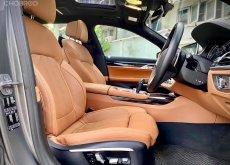 2017 BMW 730Ld G12 MSport ตัวท็อป รถศูนย์ Bsi เหลือ ไมล์ 110,000 km.