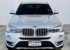 BMW X3 2.0d HIGHLINE (LCI) สีเทา ปี2015 จด2016
