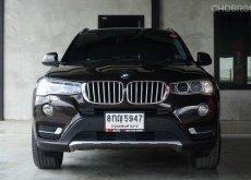 BMW X3 2.0 F25 ปี 2016 xDrive 20d Highline SUV AT