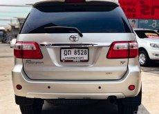 จองให้ทัน Toyota fortuner 3.0 V สีบรอนซ ปี 2010