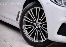 BMW 520 D SPORT LINE สีขาว ปี2018