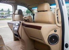 Hyundai grand starex Vip ประตูไฟฟ้า ปี 2013