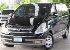 2010 HYUNDAI H-1 2.5 DELUXE A/T สีดำ