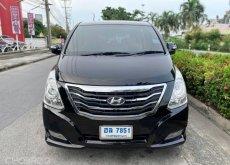 จองให้ทัน HYUNDAI H-1 Deluxe 2013 สีดำ เกียร์ออโต้ ตัวท็อป