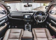 Toyota Hilux Revo 2.4 G รถกระบะ