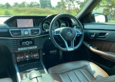 ขายรถมือสอง MERCEDES BENZ E300 Bluetec Hybrid AMG Dynamic โฉม W212 | ปี : 2014
