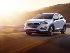 Hyundai Tucson 2017 ใหม่ รถ Crossover ดีไซน์โฉบเฉี่ยวล้ำสมัย