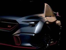 Subaru โชว์ภาพ Subaru Viziv Perfomance STi Concept ที่ Tokyo Auto Salon