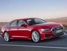 Audi A6 2018 ใหม่ เตรียมเผยโฉมตัวเต็มแล้วที่เจนีวา