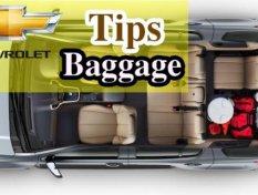 จัดเต็ม! ทุกการเดินทาง  เผย 8 Tips ขนสัมภาระ สำหรับ Chevrolet Trailblazer
