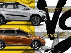Toyota Rush กับ Honda BR-V เลือกคันไหนใช่ที่สุด?