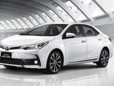 Toyota Corolla Altis 2018 เปิดตัวใหม่ 2 รุ่น บวกอ็อพชั่นใหม่ราคาเริ่มต้น 9.59 แสนบาท