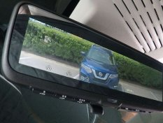 Intelligent Rearview Mirror เทคโนโลยีใหม่ในกระจกมองหลัง