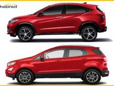 HR-V 2018 กับ Ford Ecosport 2018 ซื้อคันไหนคุ้มกว่า?
