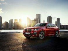 10 ไฮไลท์ใน BMW X4 ใหม่