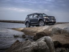 รีวิว Chevrolet Trailblazer 2018