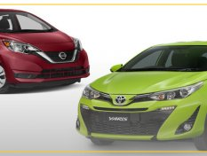 Nissan Note กับ Toyota Yaris เลือกคันไหนดี ?