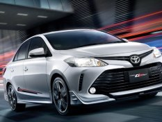 Toyota ส่ง Vios GT Street 2018 เอาใจสายซิ่ง จำกัด 100 คัน
