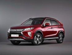 ลุ้นกัน ! Mitsubishi อาจเร่งเปิดตัว Eclipse Cross ที่ไทยภายในปีนี้ 2018