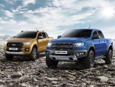 หายสงสัยกันได้เเล้วนะ กับความแตกต่างของ Ford Ranger กับ Ford Ranger Raptor