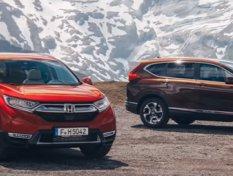 Honda CR-V 2018 ซื้อต่อ หรือรอก่อน?
