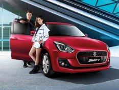 ส่องอันดับรถยนต์ที่ขายดีที่สุดของค่าย Suzuki