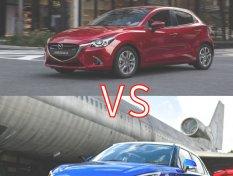 """ลองเทียบกันดู ระหว่าง """"Mazda 2 2018"""" กับ """"MG3 2018"""" ตัวไหนน่าเสียเงินซื้อมากกว่ากัน ?"""
