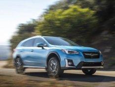 Subaru Crosstrek/XV Hybrid 2019 มาถึง LA มอเตอร์โชว์ปีนี้แล้ว