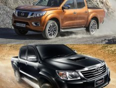 เปรียบเทียบ Toyota Hilux Vigo หรือ Nissan Navara ซื้อรุ่นไหนดี?