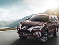 Toyota Fortuner 2018 ปลอดภัยหรือไม่ มาเช็คพร้อมกัน!!!