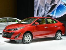 Toyota จัดหนัก แจกเต็มๆ ต้อนรับปีใหม่ กับโปรโมชั่น Toyota Vios, Toyota Yaris และ Toyota Yaris Ativ