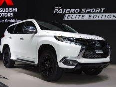 รีวิว Mitsubishi Pajero Sport 2018