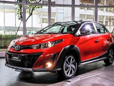 เตรียมขาย Toyota Yaris Crossover 2019 รุ่นใหม่ในไต้หวัน