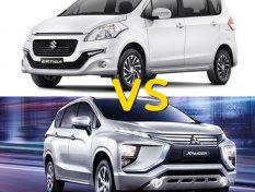 ท้าชน! Suzuki Ertiga 2018 vs Mitsubishi Xpander 2018 คันไหนดี?