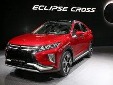 ประเทศไทยเตรียมเปิดตัว Mitsubishi Eclipse Cross ในปีนี้!