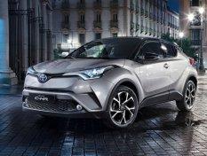 รวบรวมปัญหาจาก Toyota C-HR 2019