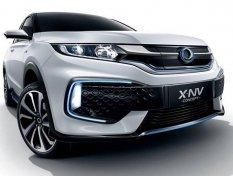 ไฮไลท์ที่เมืองจีน Honda ส่ง Honda X-NV 2019 อวดสายตาชาวโลก