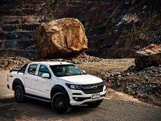 Chevrolet Colorado Trail Boss 2019 รุ่นย่อยใหม่ ดุคมเข้ม