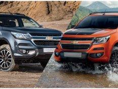 Chevrolet Colorado High country เทียบกับ High country storm ซื้อรุ่นไหนดี มีคำตอบให้ดู