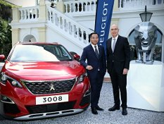 Peugeot คัมแบ็คตลาดรถยนต์ไทย เตรียมเปิดตัวรถยนต์ 2 รุ่นในเดือนหน้า