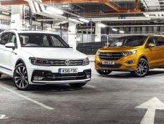 """Volkswagen ผนึก Ford จับมือร่วมพัฒนา-ผลิต """"รถยนต์ไฟฟ้า"""""""