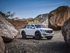 รีวิว Chevrolet Colorado Trail Boss 2020