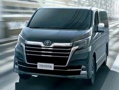 เปิดตัวรถตู้หรู All-new Toyota Majesty พบกัน 16 ส.ค.นี้ คาดราคาเริ่ม 1.5X ล้านบาท