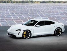 Porsche Taycan 2020 เปิดตัวรถสปอร์ตไฟฟ้า 761 แรงม้า เร่งเร้าใจใน 2.8 วินาที เริ่มต้น 4.5 ล้านบาท