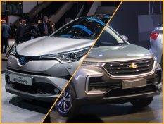 Chevrolet Captiva 2019 เทียบ Toyota C-HR 2019 อะไรน่าซื้อกว่ากัน อ่านแล้วรู้เลยที่นี่ที่เดียว