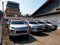 Mitsubishi Triton ถูกใช้เป็นรถตำรวจตชด. คันละเกือบล้านบาท จะคุ้มค่าเงินภาษีหรือไม่ มาดูสเปครายละเอียดกัน