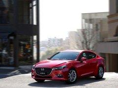 Mazda 3 ปี 2017 เตรียมเปิดตัว 24 มกราคมนี้
