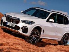 เตรียมพบกับ All New BMW X5 สุดยอด SUV จาก BMW เดือนพฤศจิกายนนี้