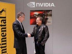 NVIDIA กระโดดลงเทคโนโลยีรถไร้คนขับใน CES 2019